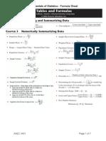 3401 Formulas & All Tables04!29!06