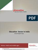 Fiinovation - Education sector in india