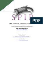 Manual SPIP para el Webmaster (TOCALOTODO)