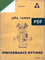 Giulia Performance Options