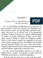 Ganguli, Theory of Plane Curves, Chapter 5