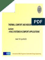 07 Comfort Application