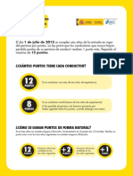 DGT Informacion Puntos