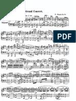 Chopin - Piano Concerto No.1 (Solo Piano)