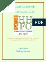 hhfo student senior division guidebook