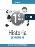 Historia_1b Septiembre Guia
