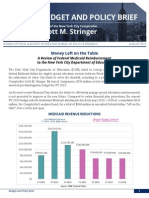 Budget and Policy Brief 0814