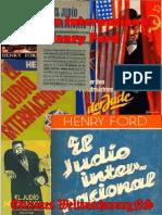 Henry Ford El Judio Internacional