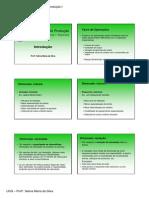 Microsoft Powerpoint - Cap. 1b - Int. Adm. Prod. Operações