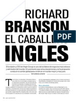 El Liderazgo Branson