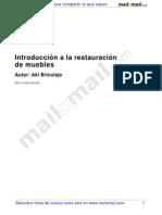 Introduccion Restauracion Muebles 865