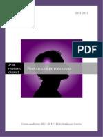 Portafolios Psicologia 2011-2012