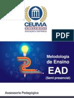 Metodologia de Ensino EAD 29 JUL SEMI PRESE Completo Atualizado