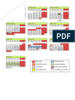 Calendari Curs