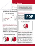 Global Cigarette Industry PDF