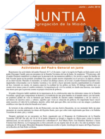 NUNTIA - junio & julio 2014 (Español)