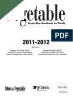 Florida Vegetable Handbook 2011