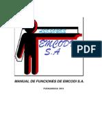 Manual de Funciones EMCODI