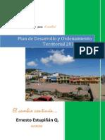 Plan de Ordenamiento Territorial GADPE