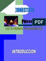 Curso Bíblico LAS 12 PIEDRAS FUNDAMENTALES Resumen de Introducción