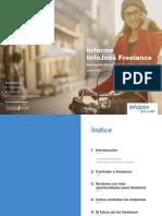 Informe InfoJobs Freelance 2014