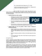 ID Case Analysis