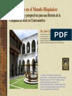 Los Jesuitas en El Mundo Hispanico