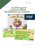 Aplicativos Para Crianças Filhos Brasileiros No Exterior