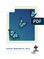 Chaos Manifesto 2012