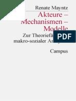 Thelen - Institutionnalism Historique