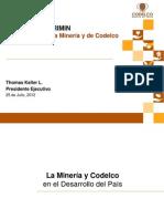 Perspectivas Mineria - Tomas Keller