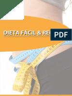 eBook Dieta Fácil e Receitas