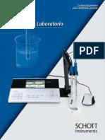Laboratory-Catalog Spanish Schott