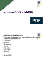 Grammar Building