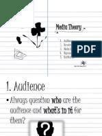 Media Theory - A2 Blog