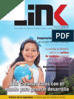 Revista Link - Medio Informativo de la Agencia de Coopéración e Inversión de Medellín y el Área Metropolitana - ACI -