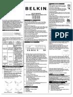 Belkin Manual - f6c1000-tw-rk