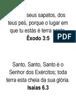 Passos p Oração Eficaz