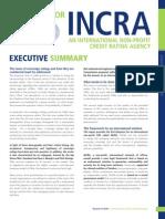INCRA Executive Summary English