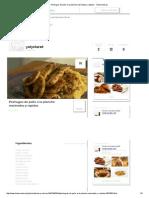 Pechugas de Pollo a La Plancha Marinadas y Rapidas - Receta