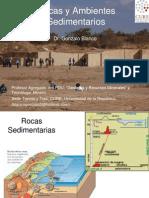 Rocas y Ambientes Sedimentarios