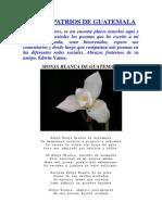 Poemas Patrios de Guatemala