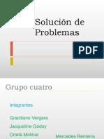 solucin de problemas