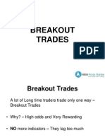 13 - Breakout Trades