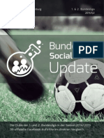 Social Media Update Q2/2014 - die Clubs der 1. & 2. Bundesliga auf Facebook
