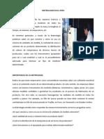 Tema 02 Metrología en El Peru