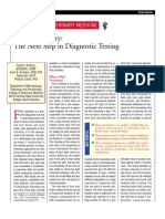 Flow Cytometry,The Next Step in Diagnostic Testing