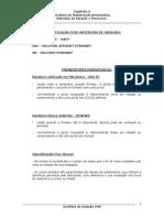 Identificação Dos Materiais de Aviação