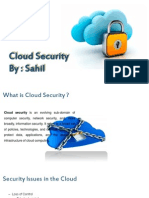 Cloud Computing Security Breaches