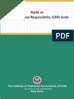 CSR Audit